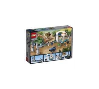 Lego hon za pokladem
