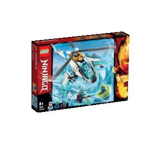 Lego záchranářský vrtulník