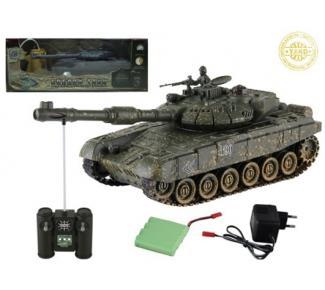 Tank na ovládání