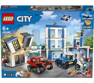 Lego Policejní stanice