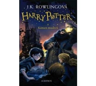 Kniha Hary Potter