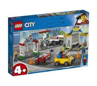 Lego City autoservis