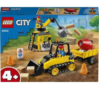 Lego City Buldozer