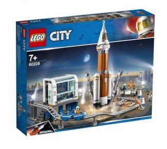 Lego City vesmírné rakety