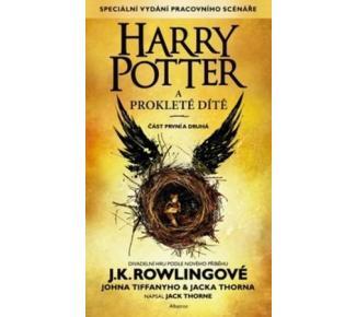 Kniha Harry Potter