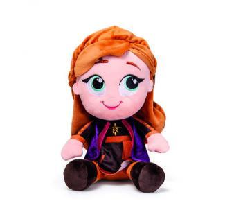 Plyšová Anna z Ledového královstvá