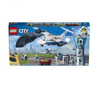 Lego letecká policie