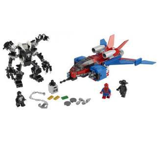Lego Marvel a robot
