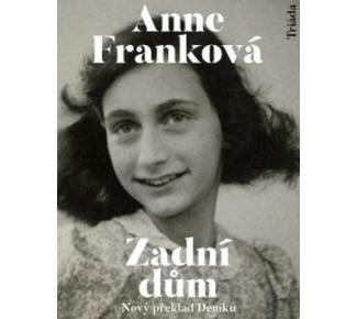 Kniha Zadní dům   Anne Franková