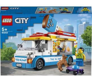 Lego Zmrzlinářské auto