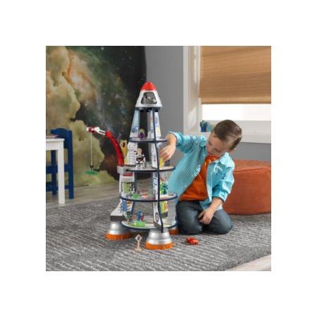 Dřevěný hrací set Záchranáři