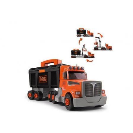 Kamion s nářadím