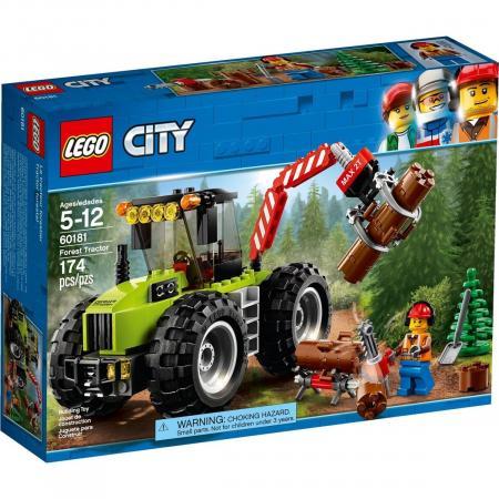 Lego Traktor