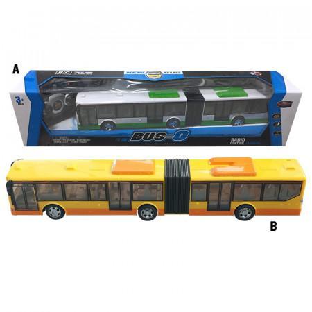 Autobus na ovládání