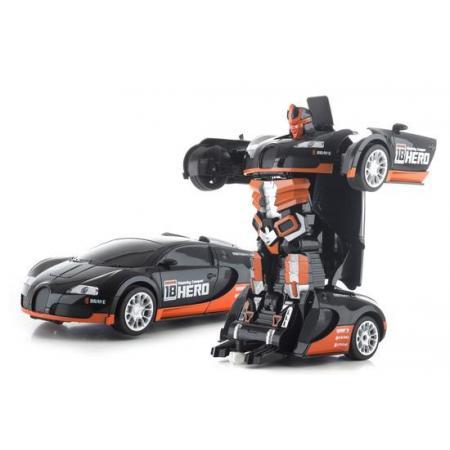 Robotické auto